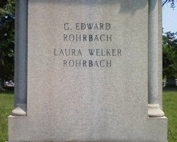 Laura Irene <i>Welker</i> Rohrbach