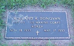 Rolland Keith Rollie Donovan, Jr