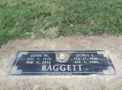 Doris J <i>Gautreaux</i> Baggett