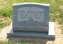 Ethel Birmingham