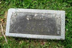 George Frederick Stahel