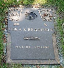 Cora Z. Bradfield