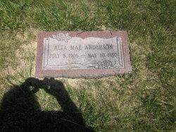 Altha M Anderson
