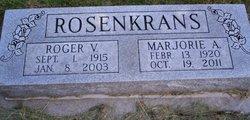 Marjorie Ann <i>Lindberg</i> Rosenkrans