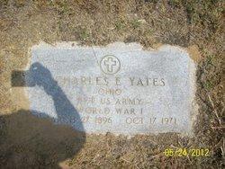 Charles E Yates