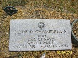 Clyde D Chamberlain