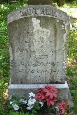 Lydia S. <i>Tripp</i> Edwards