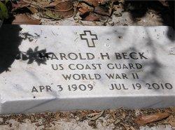 Harold H. Beck
