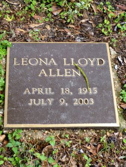 Leona Lloyd Allen