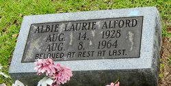 Albie Laurie Alford