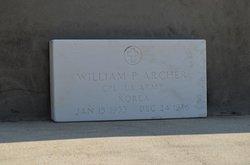 William P Archer