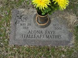 Alona Faye Mathis