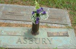 Mabel G <i>Mapes</i> Asbury