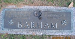 Robert Tony Barham, Sr