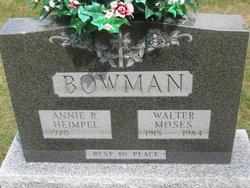 Annie Rosa <i>Heimpel</i> Bowman
