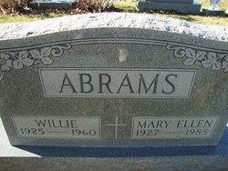 Mary Ellen <i>Hoffmann</i> Abrams Edwards