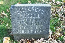 Elizabeth <i>Parcell</i> Ball