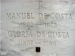 Gloria <i>Joaquin</i> DeCosta