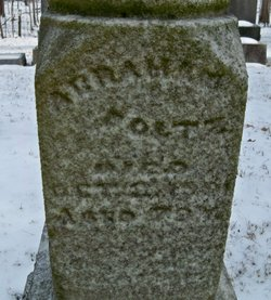 Abraham F. Foltz