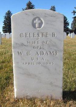 Celeste Adams