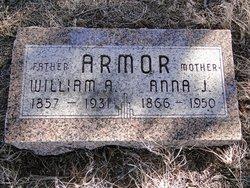 Anna Josephine <i>Surpluss</i> Armor