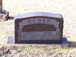 Ernest Clayton Acord