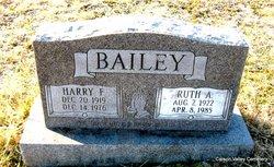 Ruth A <i>Marlette</i> Bailey