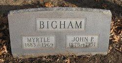John Park Bigham