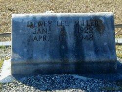 Dewey Lee Miller