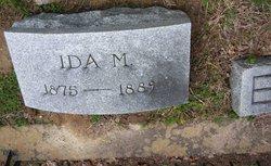 Ida M Bennett