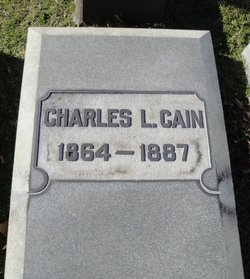 Charles Linwood Cain