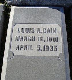 Louis N Cain