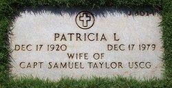 Patricia Lu <i>McNeill</i> Taylor
