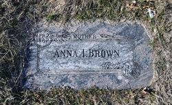 Anna I. <i>Carrel</i> Brown