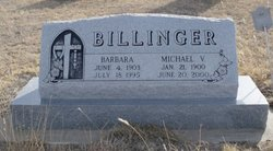 Barbara <i>Richmeier</i> Billinger