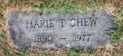 Marie T Chew