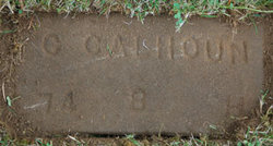 Thomas Corwin Calhoun