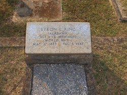 Byron Langston King