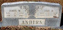 Lois <i>Bass</i> Anders