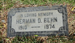 Herman O. Behn