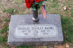 Charles S Charlie Banks