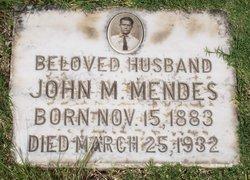 John M Mendes