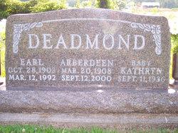 Arberdeen E <i>McLean</i> Deadmond