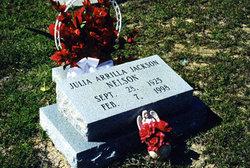 Julia Arrilla <i>Jackson</i> Nelson