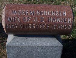 Inger M. <i>Sorensen</i> Hansen