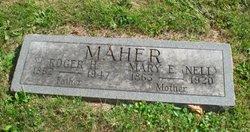 Mary E Nell <i>Murdock</i> Maher