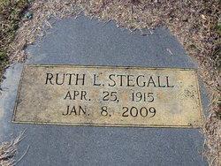 Ruth Collins <i>Lipscomb</i> Stegall