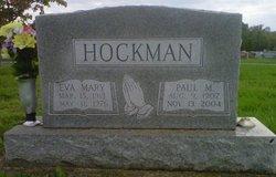 Eva Mary <i>Hilliard</i> Hockman