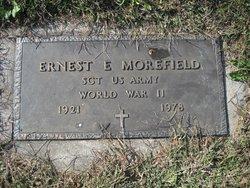 Ernest E Morefield