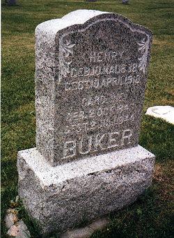 Caroline <i>Menke</i> Buker